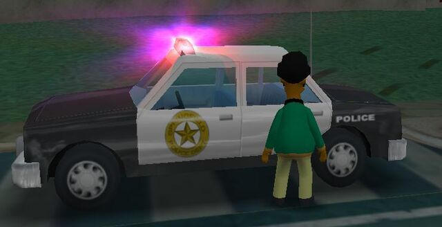 File:Simpsons hit and run Police Car.jpg