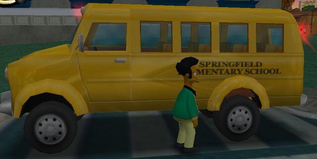 File:Simpsons hit and run School Bus.jpg