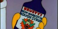 Krusty's Non Narkotik Kough Syrup