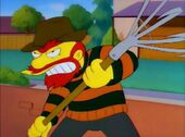 Groundskeeper willie freddy