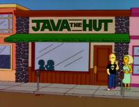Java hut