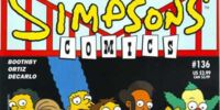 Simpsons Comics 136