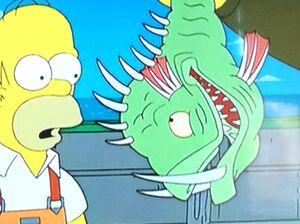 Slarg fish smirk