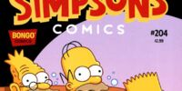 Simpsons Comics 204
