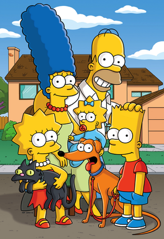 The simpson source: wikia.com Copyright FOX