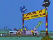Itchy & Scratchy Land 47