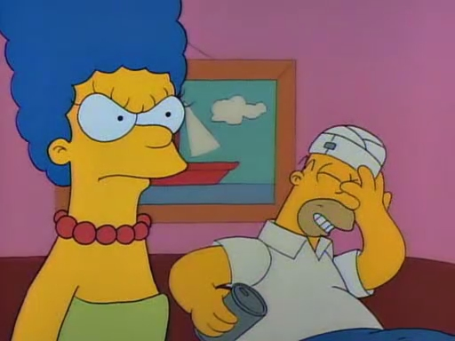 File:Itchy & Scratchy & Marge 45.JPG