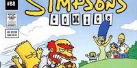 Simpsons Comics 88