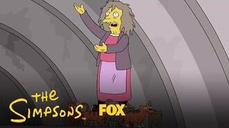 Mr. Burns Heckles A Surprising Audition Season 28 Ep. 1 THE SIMPSONS