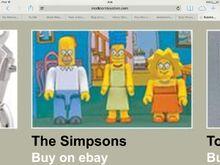 Kubrick the Simpsons