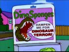 Dino Spongers