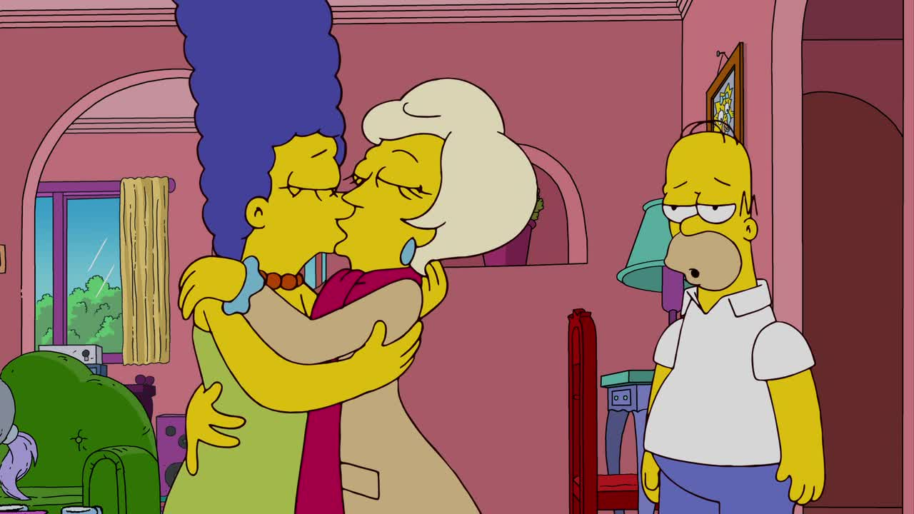 Симпсоны голие картинки барта 24 фотография