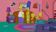 Lisa Goes Gaga (Couch Gag) 3