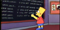 Bart the Genius/Gags