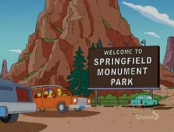 Springfield monument park
