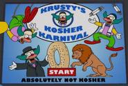 Krusty's Kosher Karnival