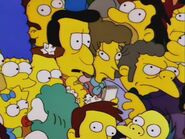 Bart's Comet 91