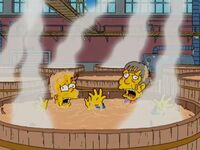Bart and Skinner Allergy