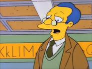 Bart is an underachiever
