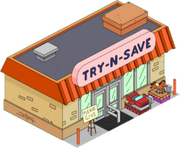 Try-n-save Tapped Out