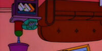 Lisa's Date with Density/Gags