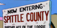 Spittle County