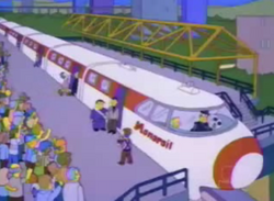 Springfield Monorail 2