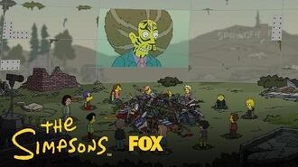May The Odds Be Ever In Your Favor Season 28 Ep. 4 THE SIMPSONS