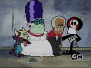 The Grim Adventures of Billy & Mandy bride of Frankenstein