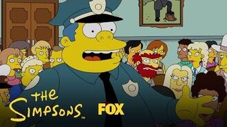 The Town Meeting Gets Out Of Control Season 28 Ep. 6 THE SIMPSONS