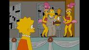 Homer and Lisa Exchange Cross Words (174)
