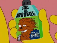 Scent of a Wookiee