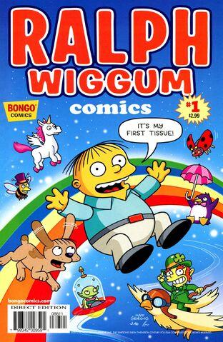 File:Ralph Wiggum Comics.JPG