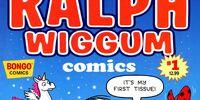 Ralph Wiggum Comics