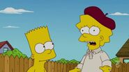 Homer Scissorhands 14
