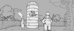 Simpsons movie animatic 3
