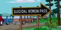 Suicidal Moron Pass