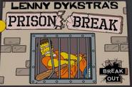 Lenny Dykstra's Prison Break