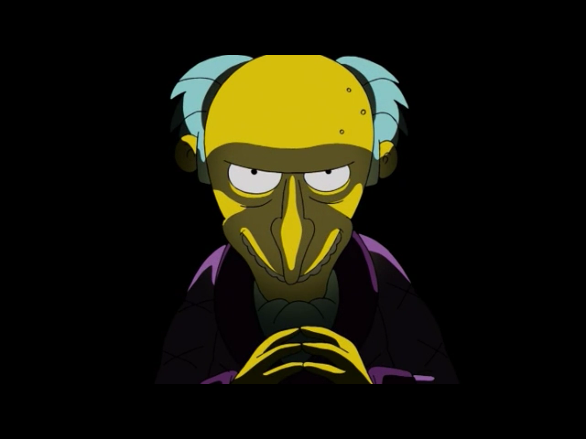 Who said it: Donald Trump or Mr. Burns from 'The Simpsons' ? - The ...