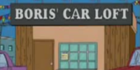 Boris' Car Loft