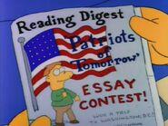 Mr. Lisa Goes to Washington 22