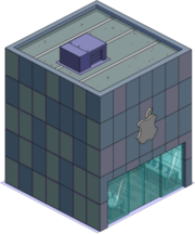 Mapple Store Tapped Out