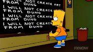 Chalkboard gag