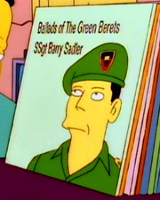 Ballads of the Green Berets