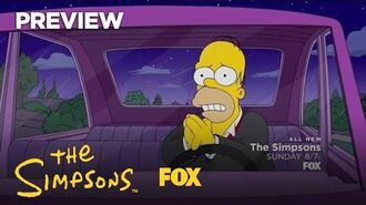 Preview Homer's Search For Fast Food Season 28 Ep. 13 THE SIMPSONS
