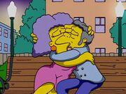 Selma Moe kissing