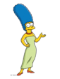 Marge Simpson 2