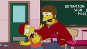 Treehouse of Horror XXIII Bart & Homer's Excellent Adventure-00104