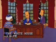Mr. Lisa Goes to Washington 116