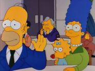 Mr. Lisa Goes to Washington 124
